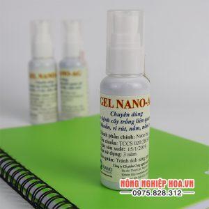 GEL NANO-AG sát khuẩn vết cắt T84