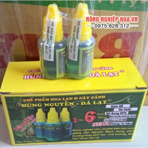 Chế phẩm kích rễ Hùng Nguyễn 2 lọ 40ml – T21