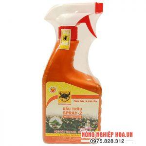 Phân đầu trâu Spray-2 chai xịt 500ml – T14