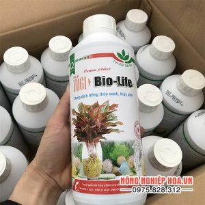 Dung dịch thủy canh dinh dưỡng cho cây bio-life T65