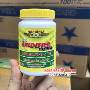 Phân xanh 30 10 10 giúp đẻ nhánh khỏe ACIDIFIER – T97