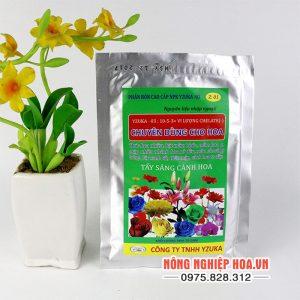 Phân bón cao cấp NPK Yzuka cho hoa gói 50g – T53