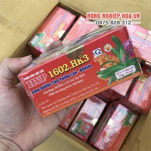 Phân bón HVP 1602 cho lan, giúp dưỡng cây sau ra hoa T60