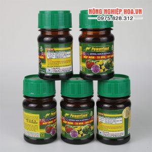 Phân bón dinh dưỡng mập mầm, hoa to, dày cánh PowerFeed T106
