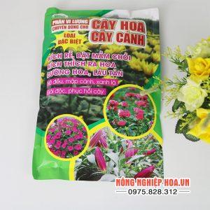 Phân vi lượng dưỡng hoa dùng cho hoa cây cảnh – T112