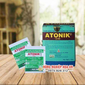 Phân bón lá kích tăng trưởng Atonik gói 10ml – T26