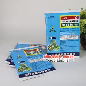 Thuốc trừ bệnh Kin Kin Bul trị thối nhũn cho cây trồng T129