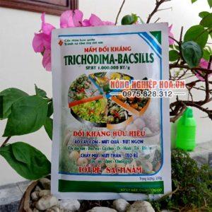 Thuốc trừ bệnh Trichodima-Bacsills gói 100g – T33